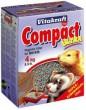 Vitakraft Compact  Ultra - песок для грызунов, 4 кг