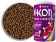Tropical Koi Wheat Germ & Garlik Pellet Size S,  1 л
