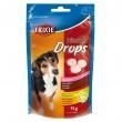 Trixie витамины для собак Drops, 75 гр., йогурт