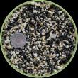 Аквариумный грунт Nechay ZOO черно-белый мелкий,10 кг Nechay ZOO