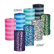 Фото 1 - Trixie одноразовые уборочные пакеты полосатые