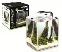 Фото 1 - Aquael Shrimp Smart Set, 10 л (белый)