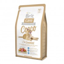 Фото 1 - Brit Care Cat Cocco для привередливых кошек 2 кг