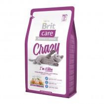 Фото 1 - Brit Care Cat Crazy для котят (1-12 мес) 2 кг