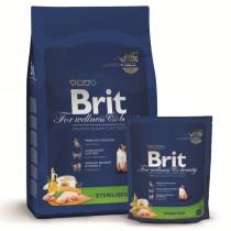 Фото 2 - Brit Premium Cat Sterilized для стерилизованных кошек 8 кг