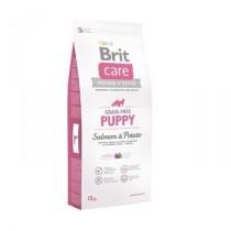 Фото 1 - Brit Care GF Puppy Salmon & Potato для щенков 12 кг