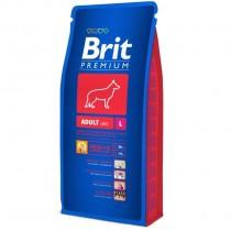Фото 1 - Brit Premium Adult L 3 кг