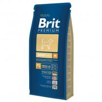Фото 1 - Brit Premium Adult M 3 кг