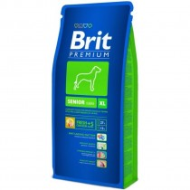 Фото 1 - Brit Premium Senior XL 15 кг
