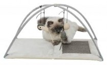 Фото 1 - Trixie Коврик игровой д/котов с дряпкой, 60 × 33 × 42 см