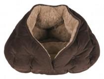 'ото 1 - Trixie диван - лежак Malu, 47 x 27 x 41 см, коричневый