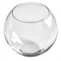 Фото 1 - Природа аквариум круглый, 10 л.