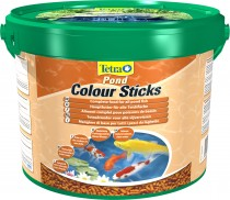 Фото 1 - Tetra Pond Colour Sticks 10 л