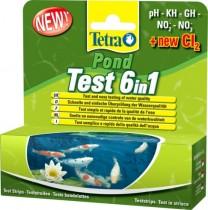 Фото 1 - Tetra Pond Test 6in1