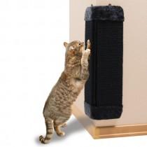 Фото 1 - Trixie Когтеточка угловая 32х60 см, черная