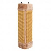 Фото 1 - Trixie Когтеточка угловая 50х23 см, коричневая