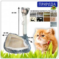"""Фото 1 - Природа Когтеточка  """"Кошка лежак"""""""