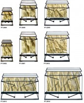 灶蝾 2 - Exo Terra Glas terrarium, 45�� 耢