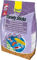 Фото 1 - Tetra Pond Variety Sticks 25 л