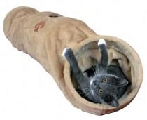 Фото 2 - Trixie туннель для кота 125 см / Ø 25 см