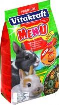 Фото 1 - Vitakraft Menu -  корм для кроликов, 500 гр
