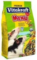 Фото 1 - Vitakraft Menu - корм для крыс, 400 гр