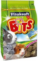 Фото 1 - Vitakraft BITS - лакомство - заточка зубов для грызунов, 500 гр