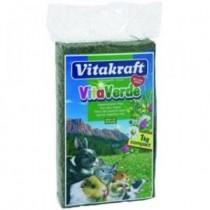 Фото 1 - Vitakraft - сено для грызунов, 1 кг
