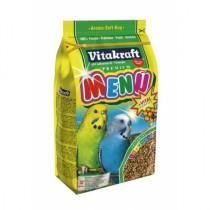 Фото 1 - Vitakraft Меню - корм для попугаев, 500 гр