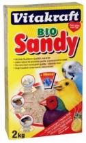 Фото 1 - Vitakraft BIO SAND - песок для птиц, 2 кг