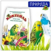 "Фото 1 - Природа коктейль ""Луговые травы и семена льна"", 500 гр"