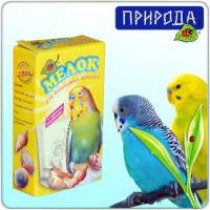 Фото 1 - Природа мел для волнистых попугаев
