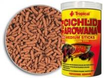 Фото 1 - Tropical Cichlid & Arowana Medium Sticks,  1000 мл