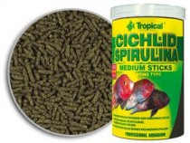 Фото 1 - Tropical Cichlid Spirulina Medium Sticks, 10000 мл
