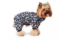 Фото 1 - Pet Fashion Дождевик Бердс M2