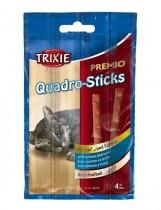 """Фото 1 - Trixie палочки """"Quadro-Sticks"""", лосось, форель"""