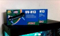 Фото 3 - Jebo UV-H13, 13 Вт