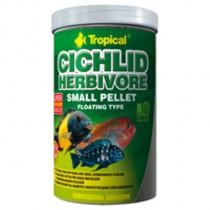 Фото 1 - Tropical Cichlid Herbivore Small Pellet, 1000 мл